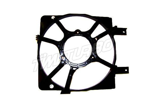 Диффузор (кожух) на вентилятор охлаждения радиатора двигателя на Лада Приора 2170 Panasonic