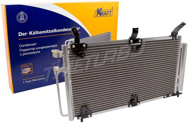 Радиаторы охлаждения с кондиционером ВАЗ