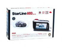 Автосигнализация StarLine A93 2CAN-LIN